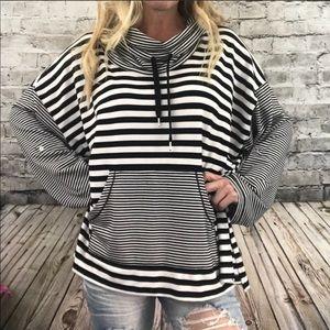 Rudy Rd Oversized Pullover Sweatshirt